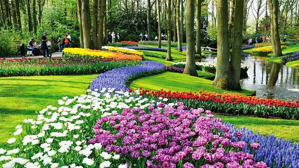 Santika Indonesia Auf Twitter Keukenhof Taman Di Belanda Yg Penuh Dgn Bunga Tulip Beraneka Warna Kalau Di Indonesia Bisa Kita Temui Dimana Ya Http T Co Ogdhku7b97