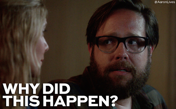 WHY. DID. THIS. HAPPEN? #AaronLives #Revolution http://twitter.com/NBCRevolution/status/385557583399886848/photo/1