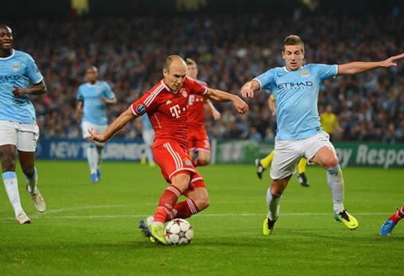 Diretta Manchester City Bayern Monaco: info streaming. Aspettando Malmo Juventus