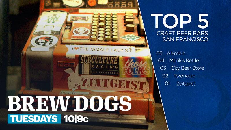 Brew dogs on twitter the brew dogs 39 top 5 craft beer for Craft beer san francisco