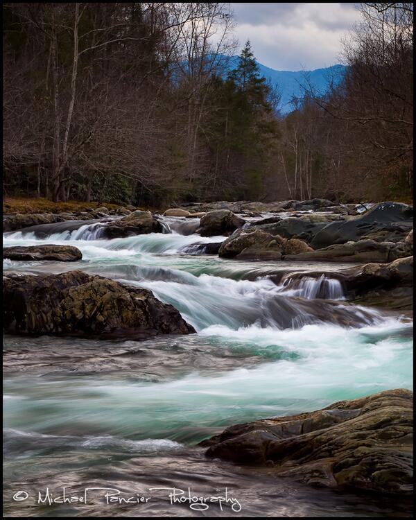 Smokey Mountain National Park - Magazine cover