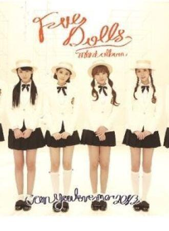 Jual: 5Dolls - 2nd Mini Album First Love pic.twitter.com/ePoPiaJ9wd #BOT