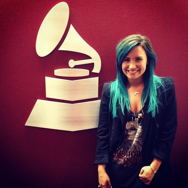 Recording Academy On Twitter Shout Out To Demi Lovato Ddlovato For Stopping By Grammy Hq This Morning And Performing For Us T Co Fgzuecp
