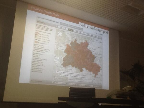 .@vanessagene about the great map created by @morgenpost to cover the elections #editorslab berlinwahlkarte2013.morgenpost.de http://twitter.com/GENInnovate/status/386443722441109504/photo/1