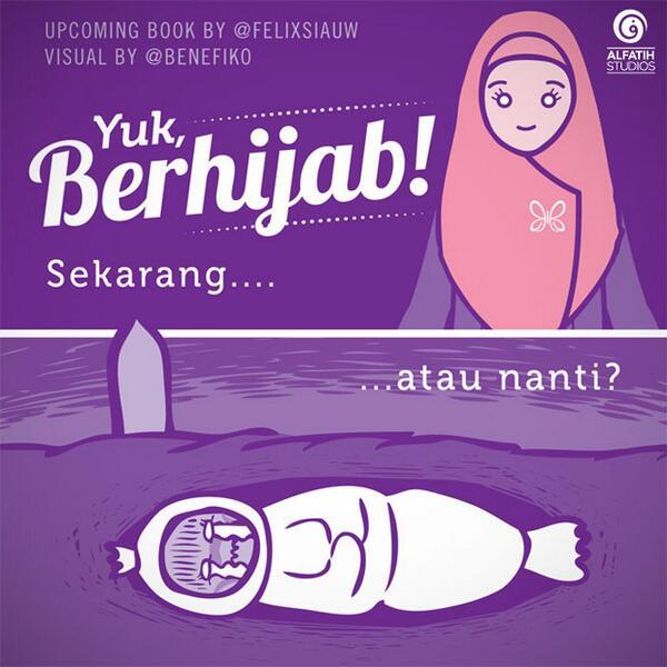 Gambar Muslim Anggaran Stan Keluargaimma Twitter Blocked Foto Animasi Berhijab