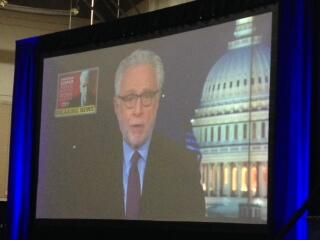Thanks @wolfblitzer for your intro honoring @andersoncooper as @americanu #wonk of year. #KPUAnderson http://t.co/wpCJTOkVpM