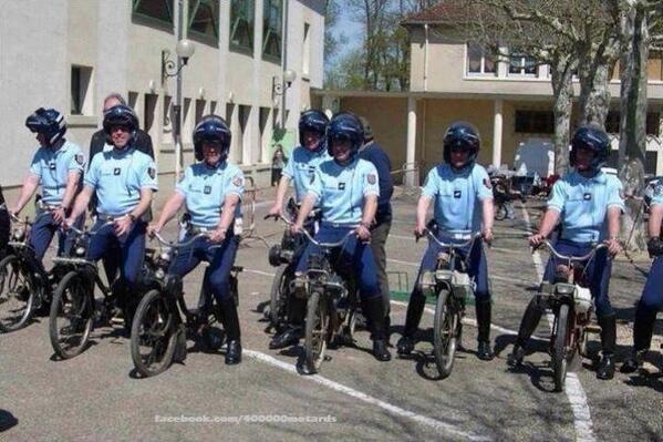 solex gendarmerie