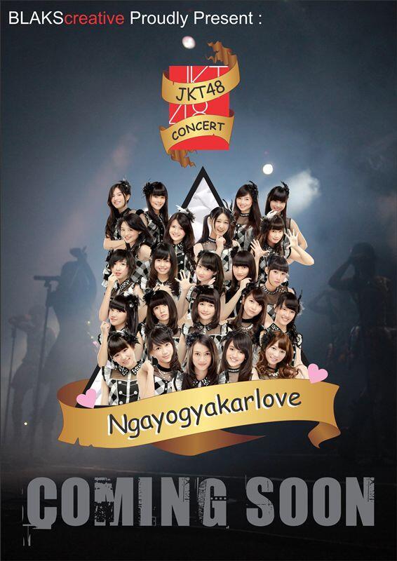 JKT48 akan konser ke yogyakarta