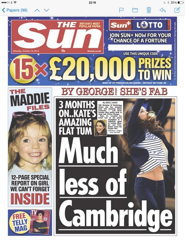 'The Sun's' Forthcoming 'The Maddie Files' - 12 Page Pullout - Page 3 BW44MrSIQAIy1R_