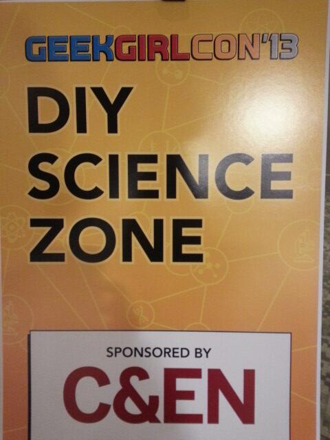 Thumbnail for #DIYSciZone at #GGC13