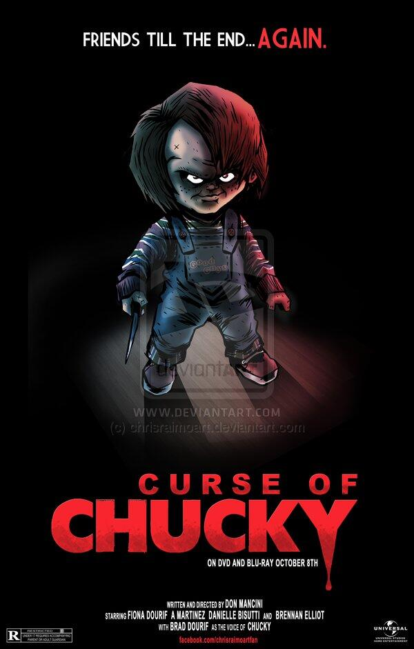 Cult of Chucky on Twitter: u0026quot;I love looking at fan-made ...