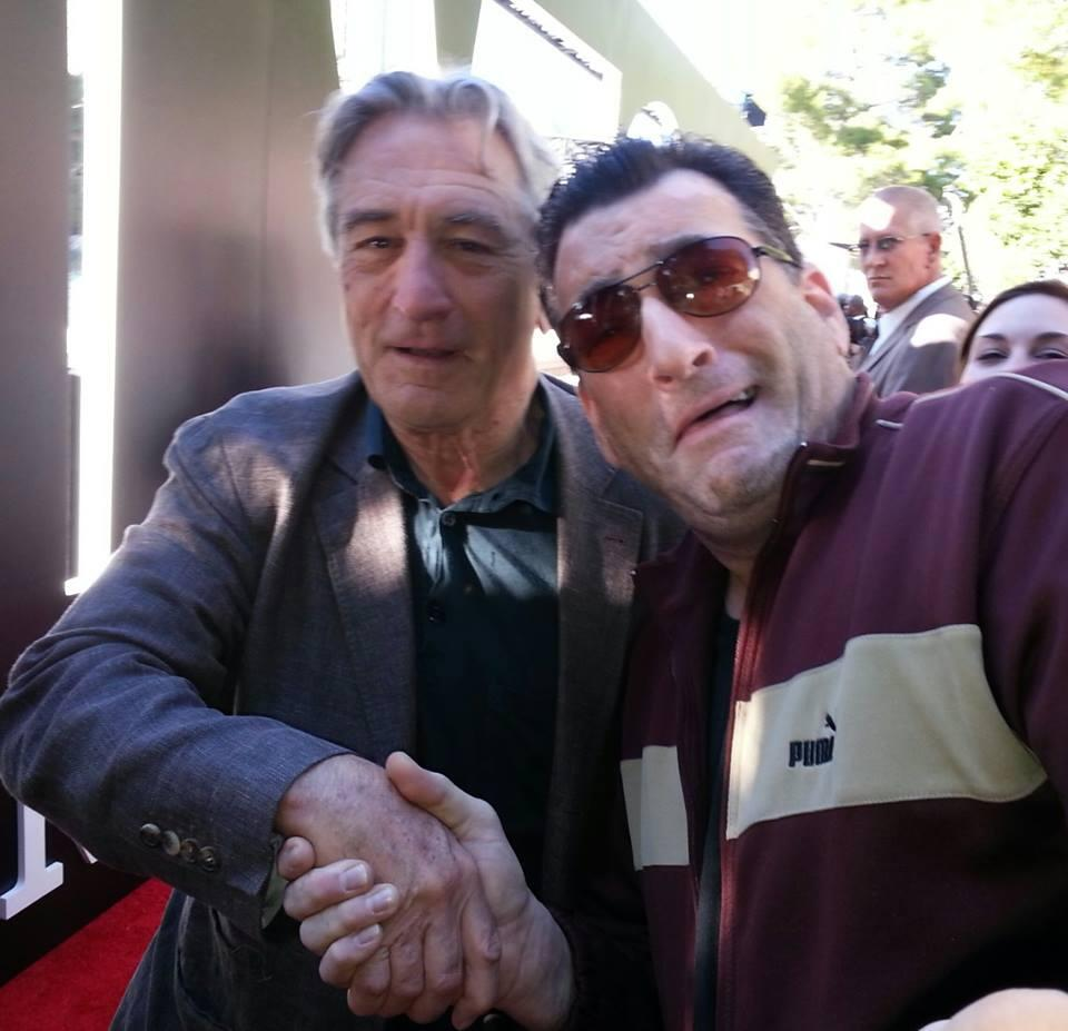 Deniro guy Vegas