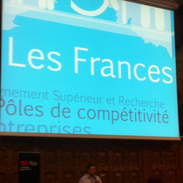 @TEDxNice le saviez vous que notre vitesse de marche est un baromètre de notre santé ... http://twitter.com/CorinneMeynier/status/391473681777823744/photo/1