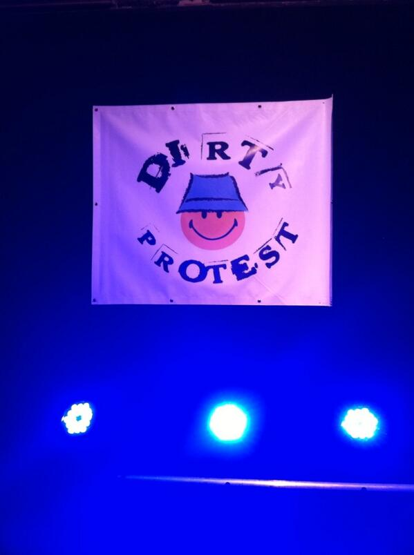 Bore da Treorchy! @NTWtweets @DirtyProtest 'Dirty Gifted & Welsh' come along. http://t.co/WYnCJlO6qE