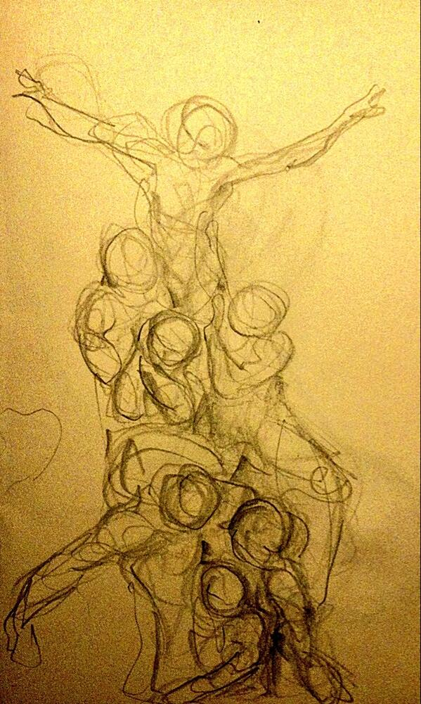 #drawing #wattsgallery http://t.co/hdVwj3kN6i