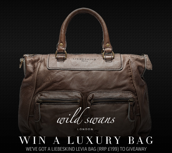 #WIN a luxury bag from #WildSwans. Simply #RT & #FOLLOW to enter the #COMPETITION #GIVEAWAY http://t.co/8iC7nksAu7