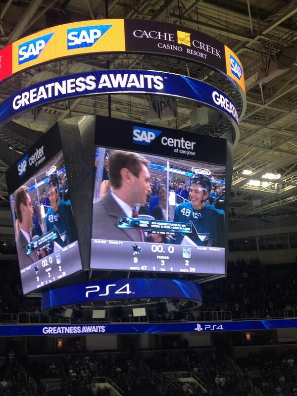 Great game #Sharks!! Hertl is the man! @SanJoseSharks http://twitter.com/HeyitsAllyssa/status/387819344274526208/photo/1