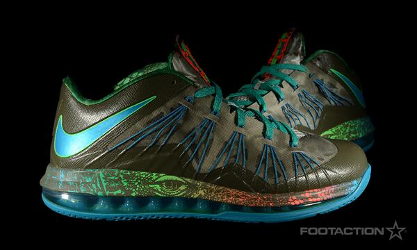 new product 17bc4 8e5b9  Nike Air Max LeBron X Low