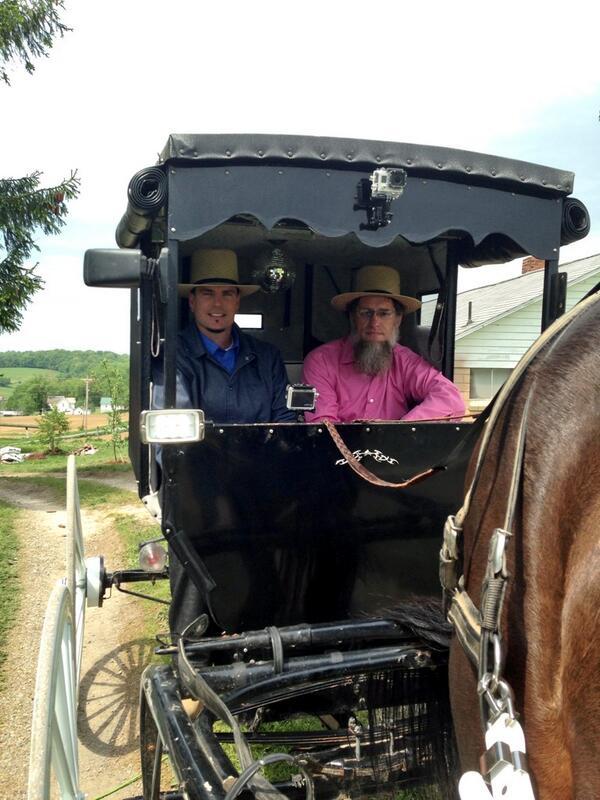 Amish připojení