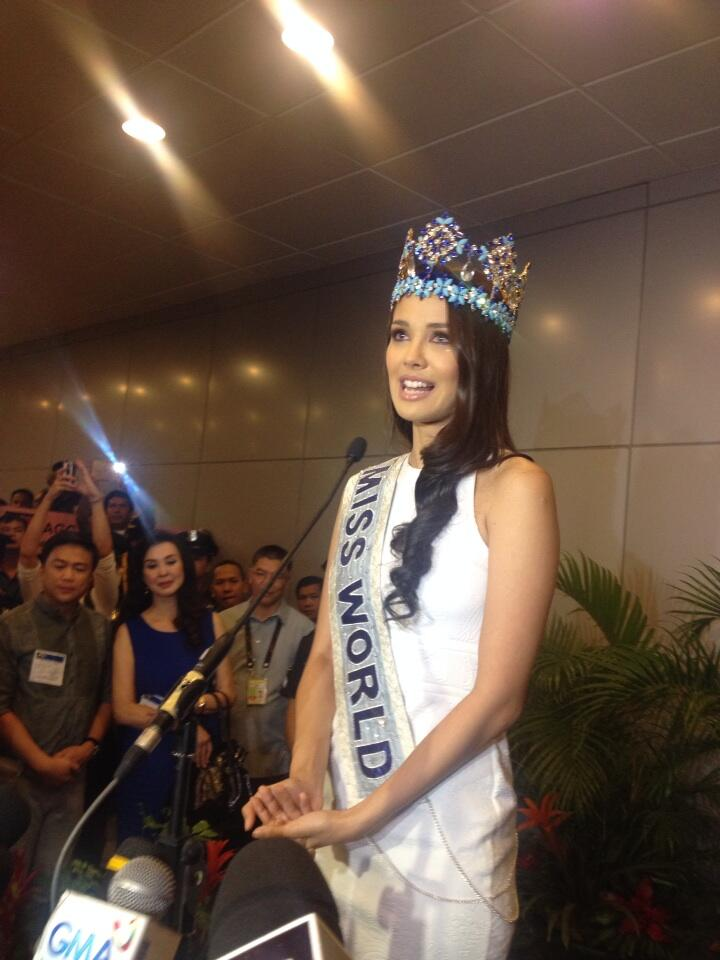The official thread of Miss World 2013: Megan Lynne Young- Philippines  - Page 3 BWNFJYCCEAEXM5G