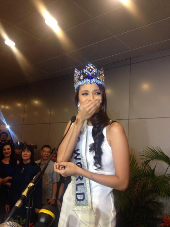 The official thread of Miss World 2013: Megan Lynne Young- Philippines  - Page 3 BWNJqwFCcAAwwZe
