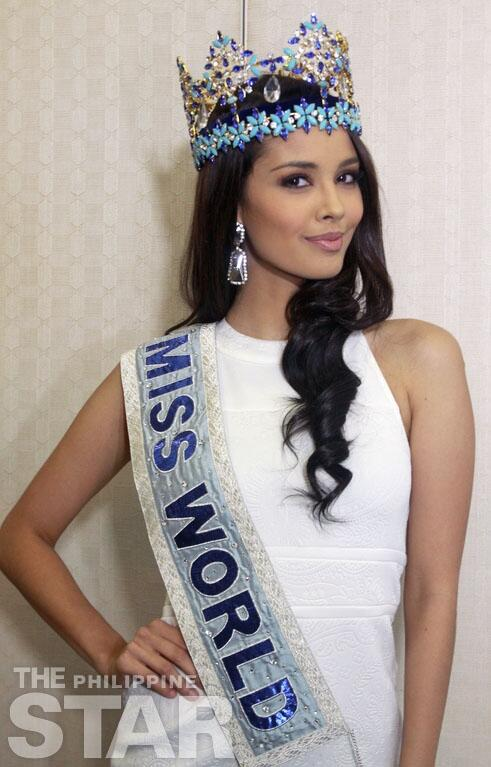 The official thread of Miss World 2013: Megan Lynne Young- Philippines  - Page 3 BWNQQxuIgAAly7_