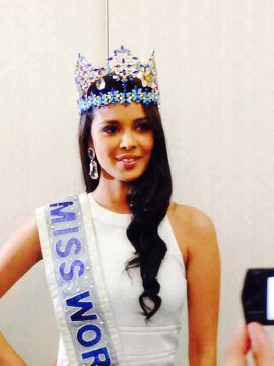 The official thread of Miss World 2013: Megan Lynne Young- Philippines  - Page 3 BWNSXrDCIAABvOx