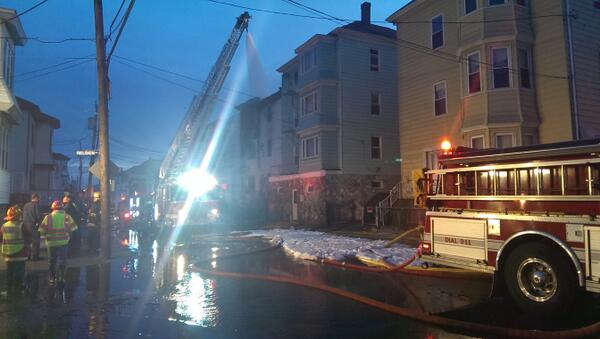 From the scene on quequechan st http://twitter.com/FallRiverFire/status/388252562107158528/photo/1
