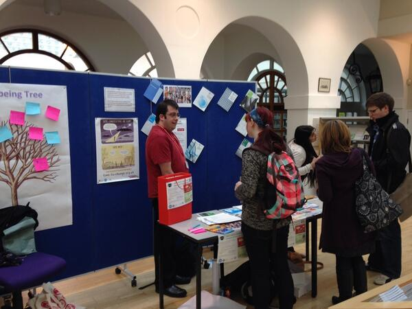 University of Grenwich, World Mental Health Day