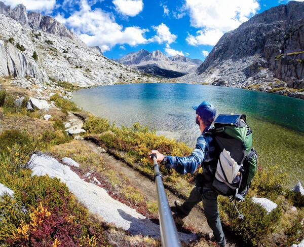 RT GoPro Photo Of The Day 12 Mile 143 John Muir Trail With TravisBPhoto Pictwitter FTPtOuix0V