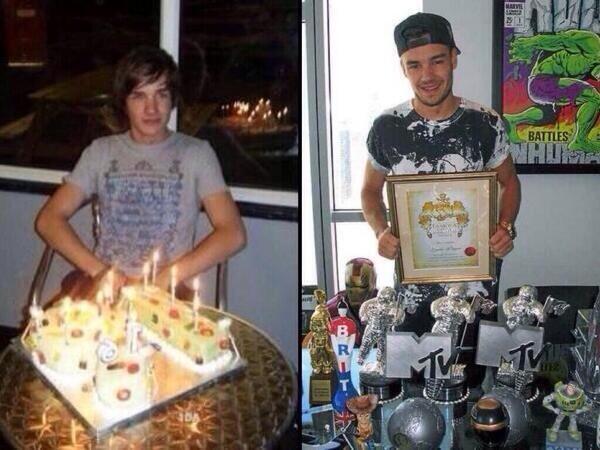 Peachy On Twitter Liam Payne The Boy Who Spent His 16Th Birthday Funny Birthday Cards Online Hendilapandamsfinfo