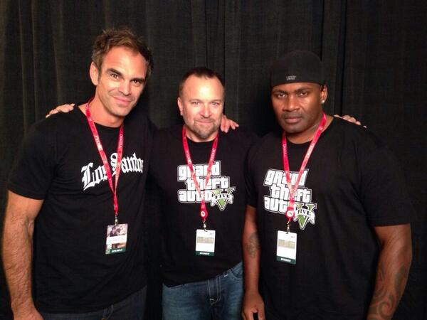 gta5 characters in real life