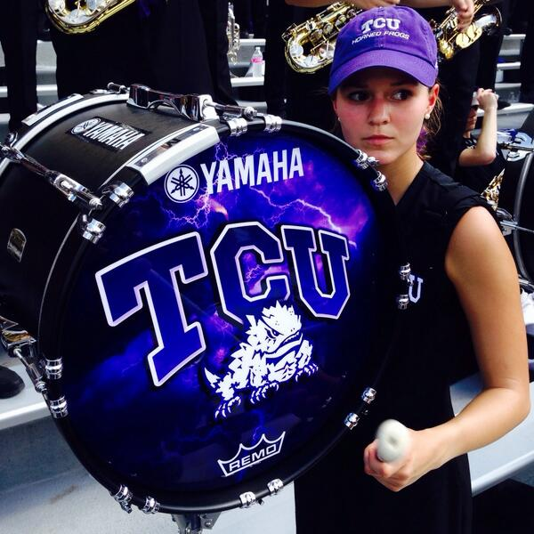 RT @tcuband: Thanks to @YamahaPe