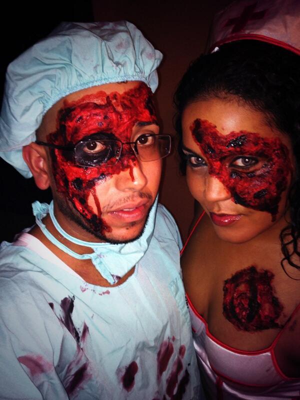 #TheWalkingDead #zombies #zombiecouples #couple #perfectcouple #Halloweenpic.twitter.com/hveoCqiKhM