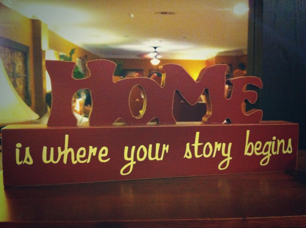 Twitter / AHAbraham: Word. #story #family ...