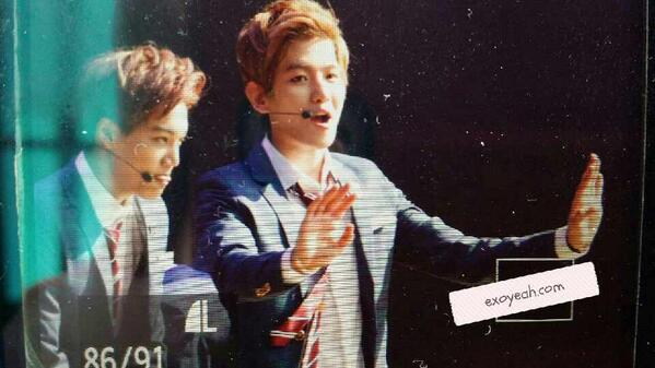 [PREVIEW]131013 Halloween special stage at One Mount  #EXO-K #Baekhyun백현
