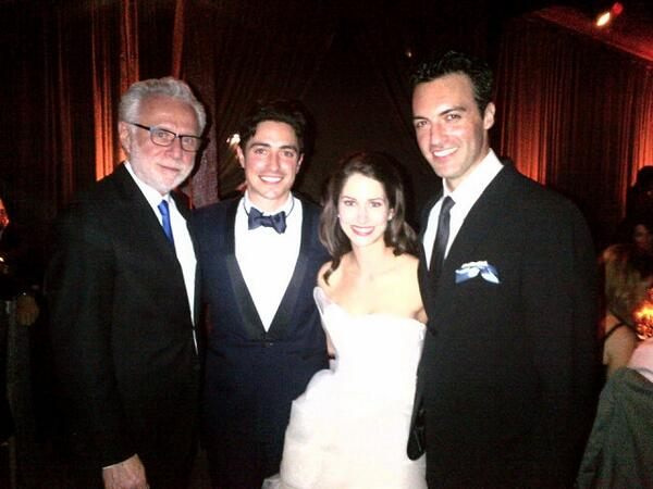 Wolf Blitzer On Twitter Congrats Michelle Mulitz Ben Feldman For A Beautiful Wedding Enjoyed Meeting Reid Scott Benchelle Http T Co Tlbbwveivj He is best known for his role as michael ginsberg in mad men, ron laflamme in silicon valley, and jonah simms in superstore. congrats michelle mulitz ben feldman