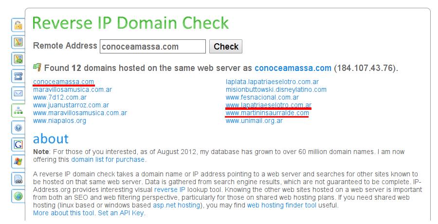 Twitter / mis2centavos: Sitios que comparten el server ...