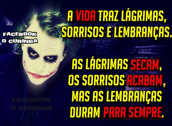 Coringa Frases At Pedrogo300 Twitter