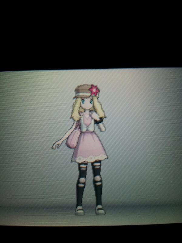 Share Your Pokemon Xy Trainer Pokmon Serenes Forest Forums