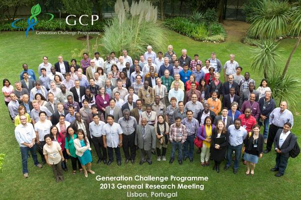 Thumbnail for #GRM13: GCP General Research Meeting (GRM) 2013