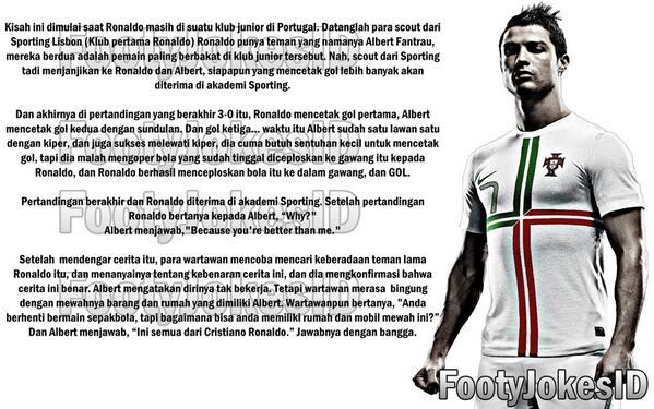 #HalaMadrid #FamousCR7Sisi Lain Ketenaran Cristiano Ronaldo.