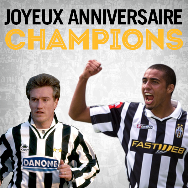 Juventusfc On Twitter Buon Compleanno A David Trezeguet E Didier