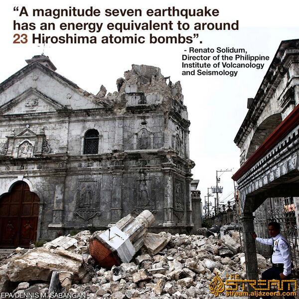 Thumbnail for Deadly 7.2 Magnitude Earthquake Wreaks Havoc in Central Philippines
