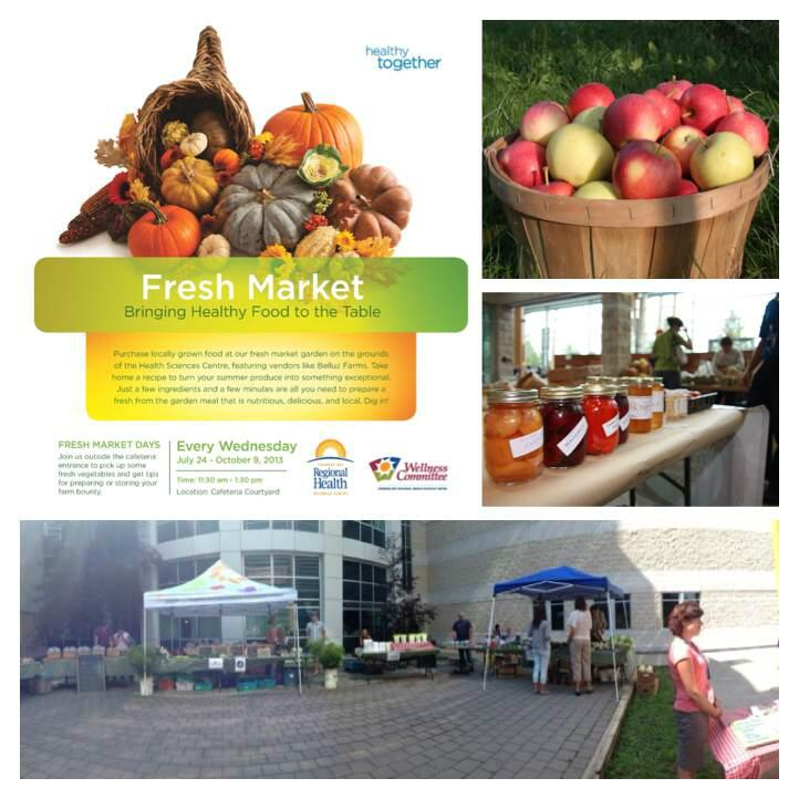 Twitter / TBRHSC_NWO: Our Fresh Market was a huge ...