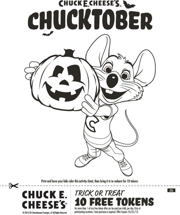 Chuck E. Cheese\'s on Twitter: \