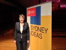Photo of Helen Clark, head of UNDP