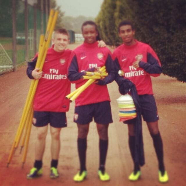 Arsenal U23s & U18s Thread BWsmeyUIAAAD2kj