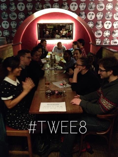 Twee8 Group Pic (October 2013)
