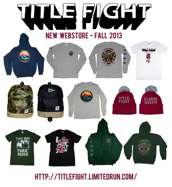 Title Fight on Twitter